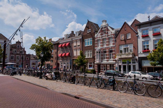 Stadsgezicht Den Bosch